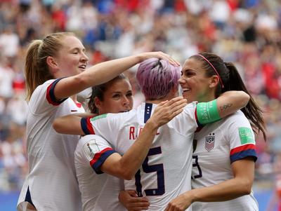 Estados Unidos eliminó a España y está en cuartos de final