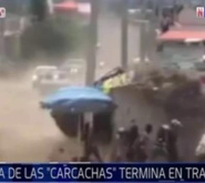 Accidente en 'la carrera de las carcachas' deja dos muertos