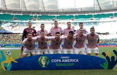 Paraguay clasifica a los cuartos de final de la Copa América