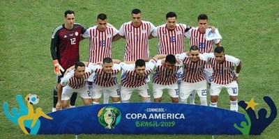 PARAGUAY CLASIFICA Y MEDIRÁ A BRASIL EN CUARTOS DE FINAL