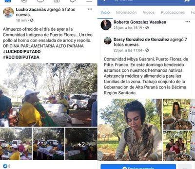 Audio revela que González Vaesken está a   un paso de desembarcar en el clan Zacarías