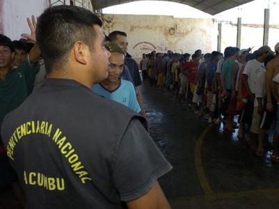 Apuntan a la jerarquización de funcionarios penitenciarios