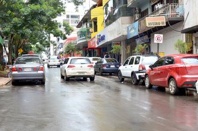 Decisión de Prieto priva a la comuna de unos G. 39 millones por estacionamiento