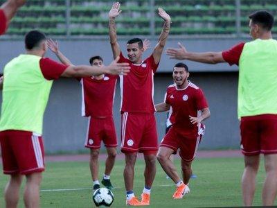 Paraguay entrena en Salvador y luego viaja a Porto Alegre
