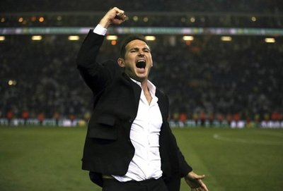 Lampard, cerca de regresar al Chelsea