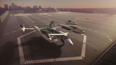 París planea taxis voladores para Juegos Olímpicos 2024