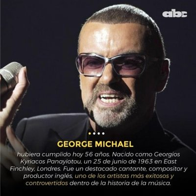 #Cápsula985 1963: nace George Michael