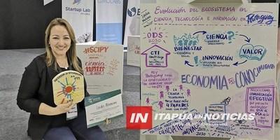 DOCENTE DE LA UNAE PREMIADA EN CONCURSO ORGANIZADO POR CONACYT