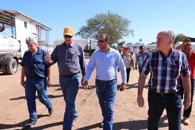 MOPC anticipa que en el segundo semestre se duplicará la ejecución de obras