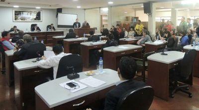 Junta de CDE aprueba ampliación de presupuesto