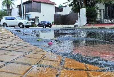 Essap advierte sobre pérdidas de agua en los domicilios