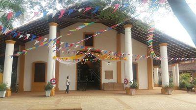 San Pedro de Ycuamandyyu se prepara para fiesta patronal