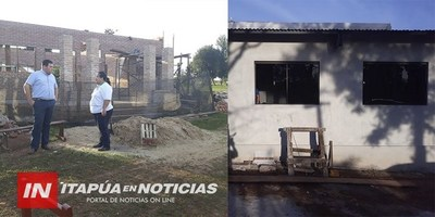 FRAM: INVERSIONES LLEGAN A INSTITUCIONES RURALES DEL MUNICIPIO