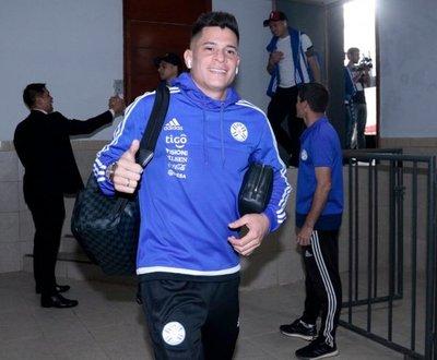 """""""Vamos que se puede"""", dice Juan Iturbe"""