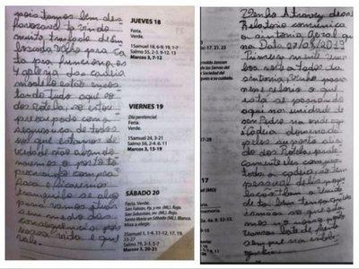 En  agenda litúrgica, el PCC planeó masacre en la cárcel de San Pedro