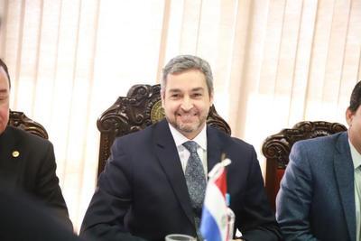 Jefe de Estado recibe hoy a delegación del Banco Mundial