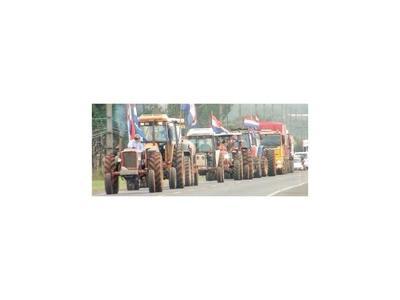 Productores de Itapúa volvieron a exigir refinanciación