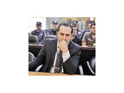 Rechazan pedido de sacar a fiscal Rachid