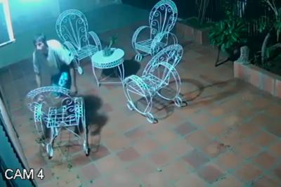 Delincuentes ingresan por tercera vez a una vivienda en Itauguá