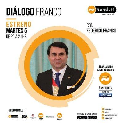 Diálogo Franco con Federico Franco
