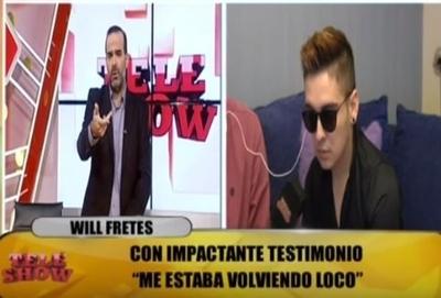 La fuerte pregunta de Álvaro Mora a Will Fretes.