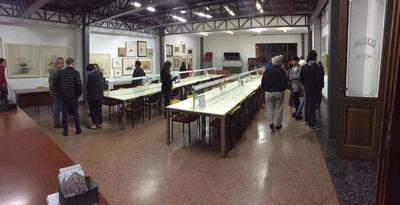 Archivo Nacional exhibe obras de Jenaro Pindú