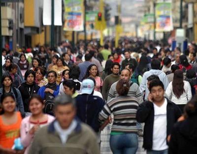 Paraguay superó la barrera de 7 millones de habitantes