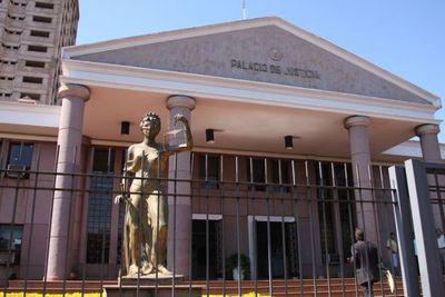 Cubren cargos vacantes en Circunscripción Judicial