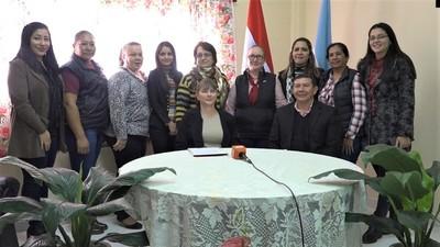 Crean despacho de la primera dama despartamental en Boquerón