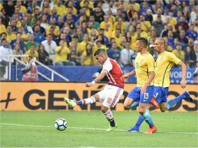¿Qué dicen las apuestas del duelo Brasil-Paraguay?