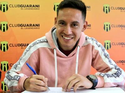 Guaraní anuncia incorporaciones y renovaciones