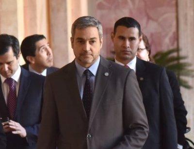 Mario Abdo visitará hospital de Concepción