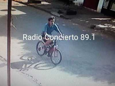Detenido tras robar una bicicleta en Hernandarias