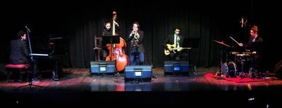 El CCPA Jazz Quintet capturó la expresividad de Monty Alexander