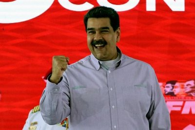 Maduro dice haber evitado un intentode derrocarlo y asesinarlo