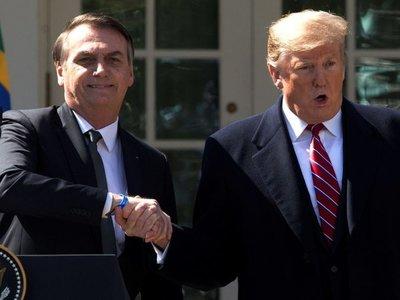 Trump se reunirá con Bolsonaro durante la cumbre del G20