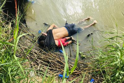Dramático testimonio de la madre de Valeria, la niña ahogada en la frontera