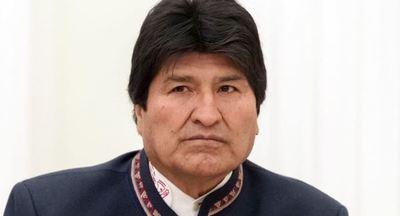 Morales critica que la OEA debata sobre Venezuela