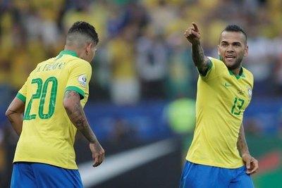 El exjugador brasileño que ya 'eliminó' a Paraguay