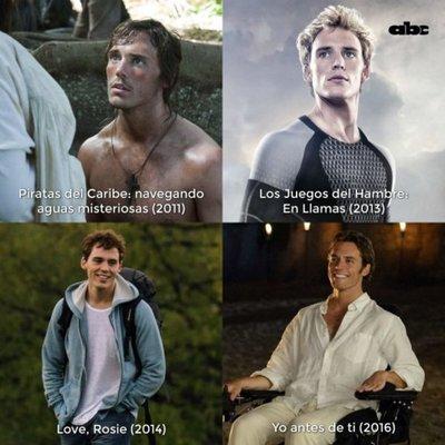 #Cápsula985 1986: nace el actor Sam Claflin