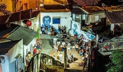 "HOY / Punta Karapã recibe este jueves a Rohayhuve che Barrio ""Ciudad de Guaranias"""