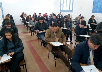 Inició evaluación psicoténica en Concepción