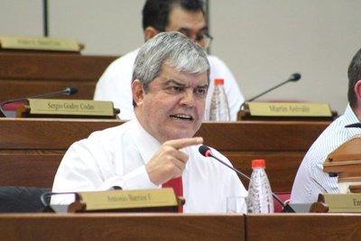 Riera denuncia ante el Senado situación de docentes de educación inclusiva despedidos por Petta