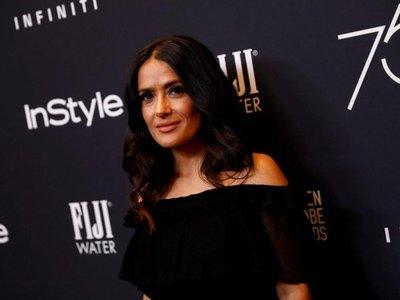 Salma Hayek negocia incorporarse a la cinta The Eternals de Marvel