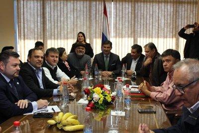 Gobierno logra reconfirmación del acuerdo con CNI resalta ministro del MAG