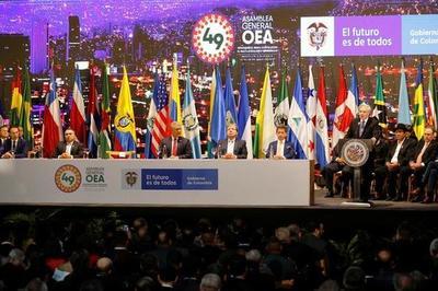 Uruguay se retira de la Asamblea en protesta contra delegación de Guaidó