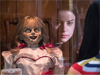 Terror de Annabelle y beatlemania de Yesterday llegan a EEUU