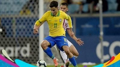 Goles Copa América: Brasil (4)0-0(3) Paraguay · Radio Monumental 1080 AM