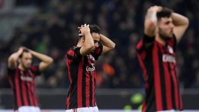 HOY /   El histórico Milan queda fuera de los torneos UEFA