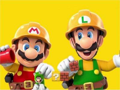 El popular fontanero vuelve con Super Mario Marker 2